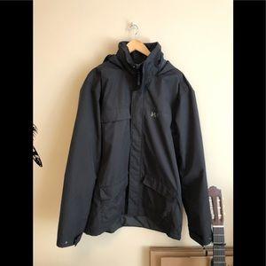Jackets & Blazers - Helly Hansen women Black coat 😍😍